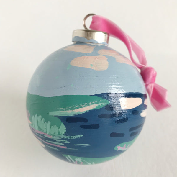 Marsh Ornament 53