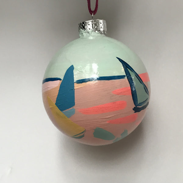 Regatta Ornament 4