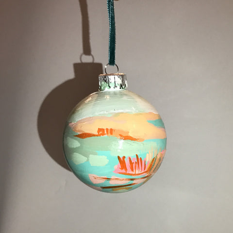 Marsh Ornament 25