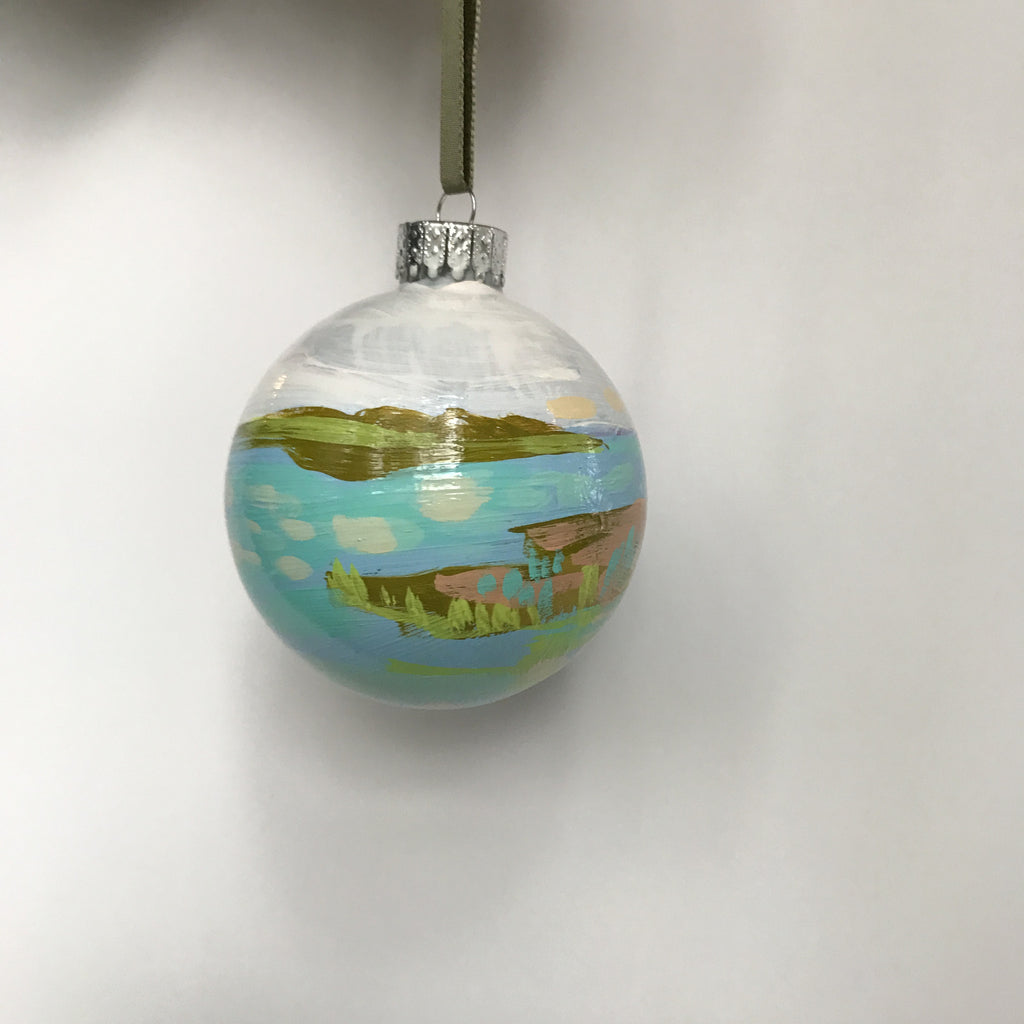 Marsh Ornament 3