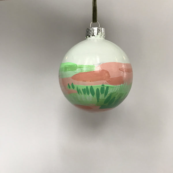 Marsh Ornament 4