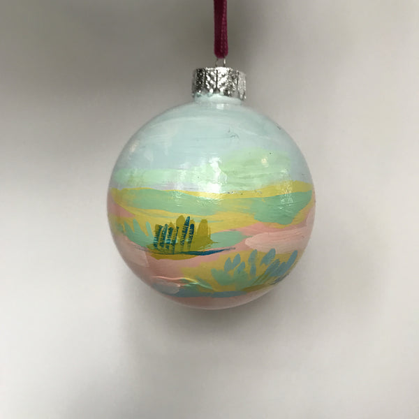 Marsh Ornament 5