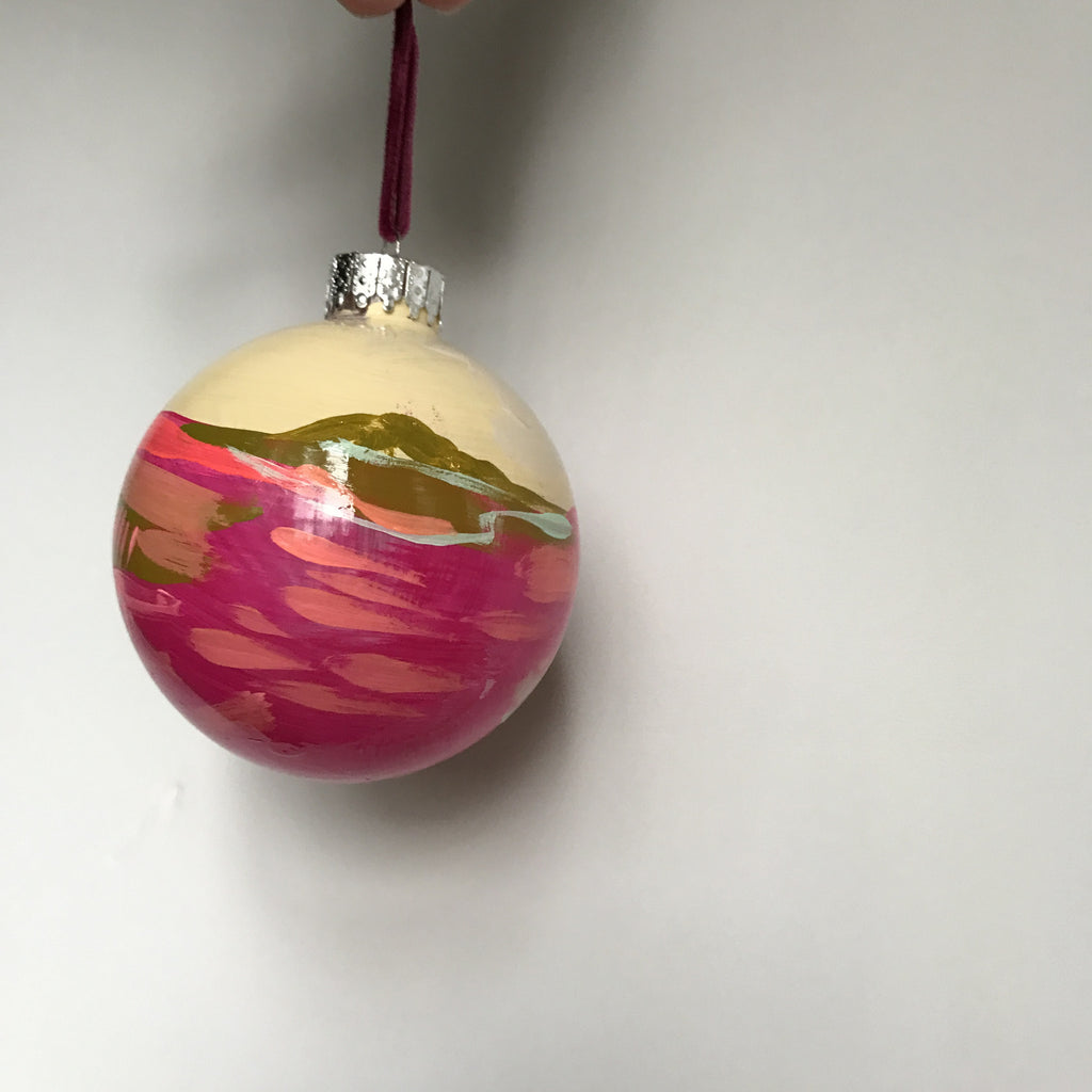 Marsh Ornament 13