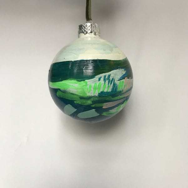 Marsh Ornament 24