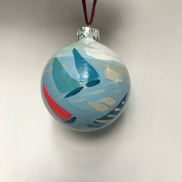 Regatta Ornament 23