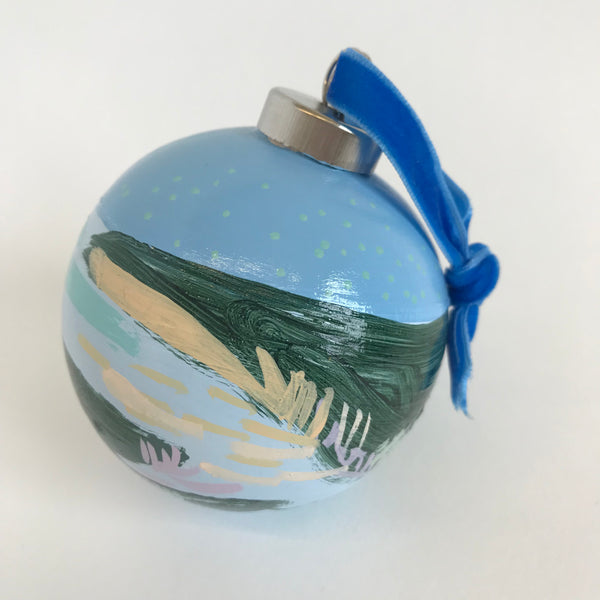 Marsh Ornament 18