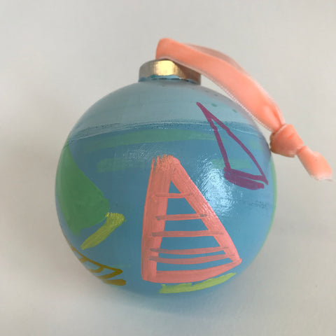 Regatta Ornament 11