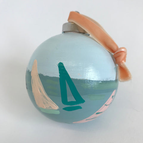 Regatta Ornament 3