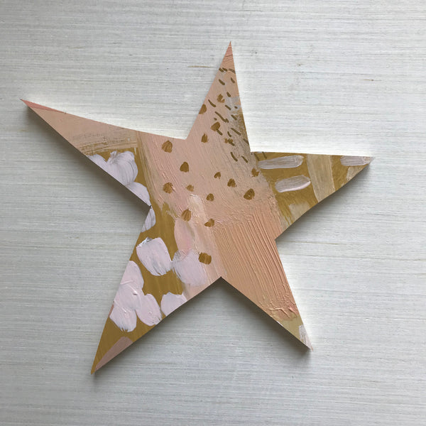 Gold Star Topper Medium 3
