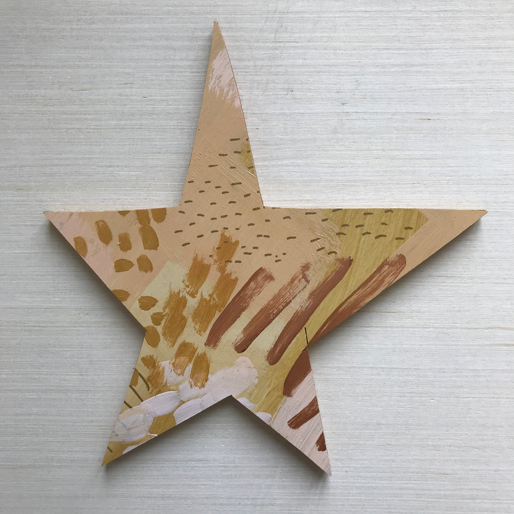 Gold Star Topper Medium 4