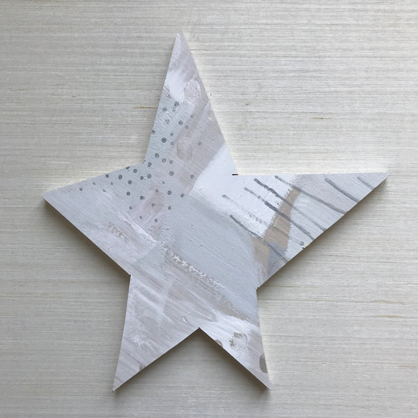 Silver Star Topper Medium 4