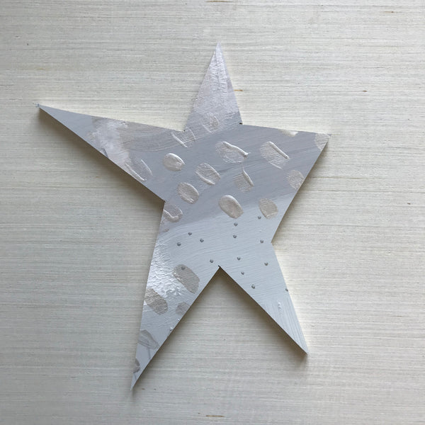 Silver Star Topper Medium 5