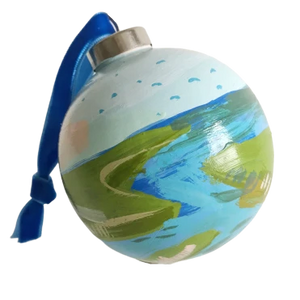 Marsh Ornament 12