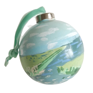 Marsh Ornament 16