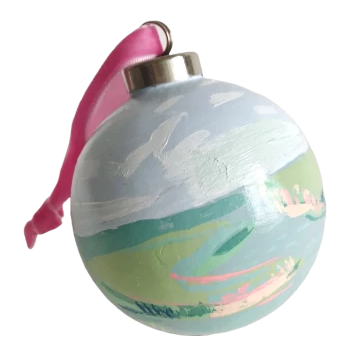 Marsh Ornament 20