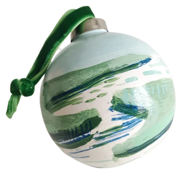Marsh Ornament 28