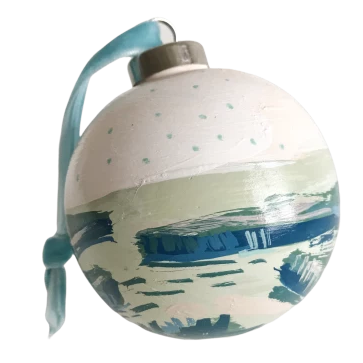 Marsh Ornament 30