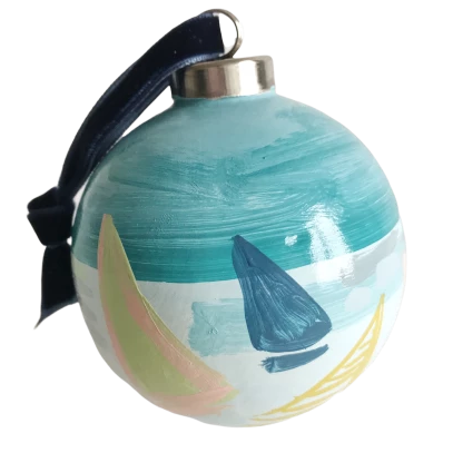 Regatta Ornament 1