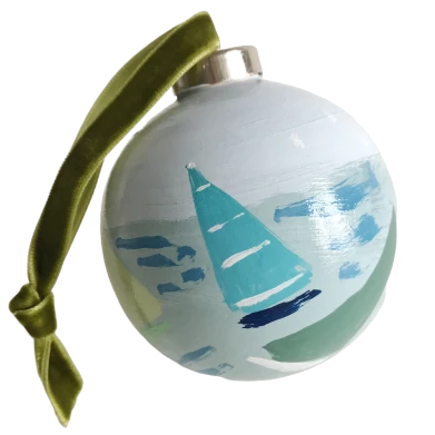 Regatta Ornament 6