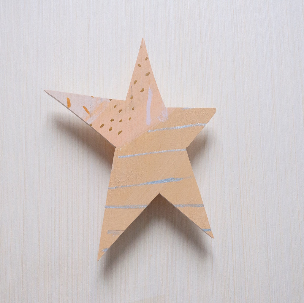 Gold Star Topper 4