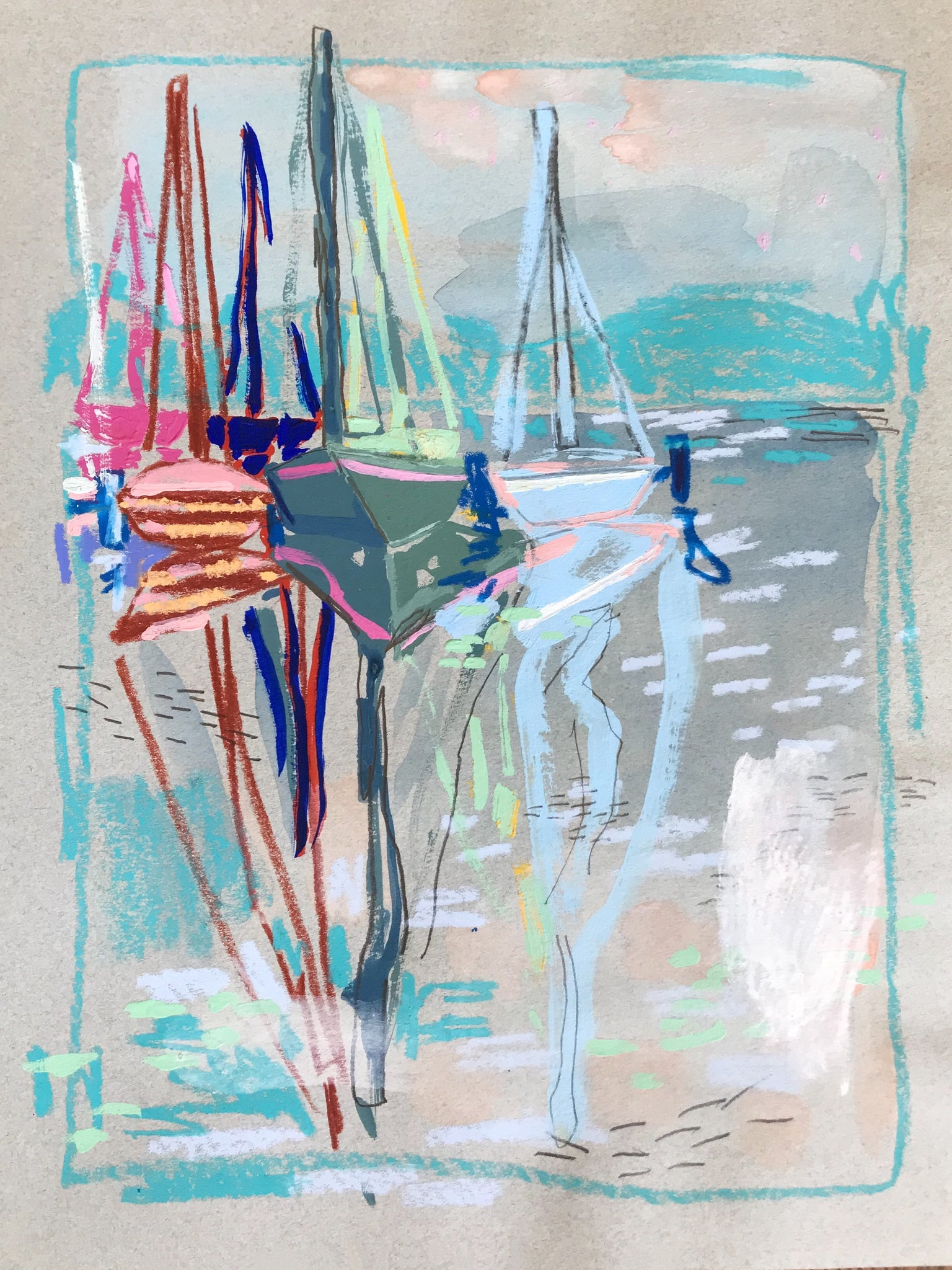 Small Dockside 12