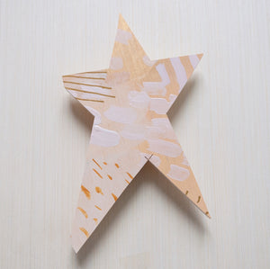 Gold Star Topper 9