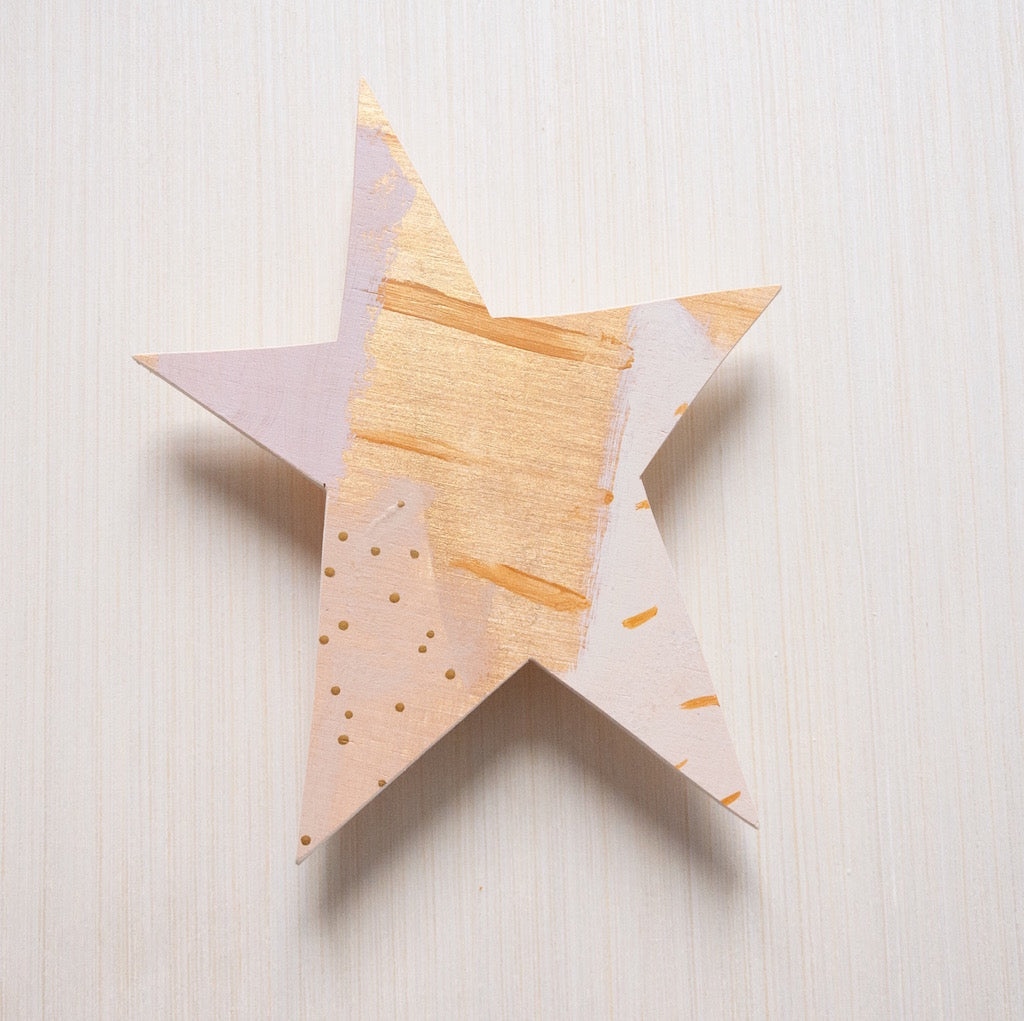 Gold Star Topper 1