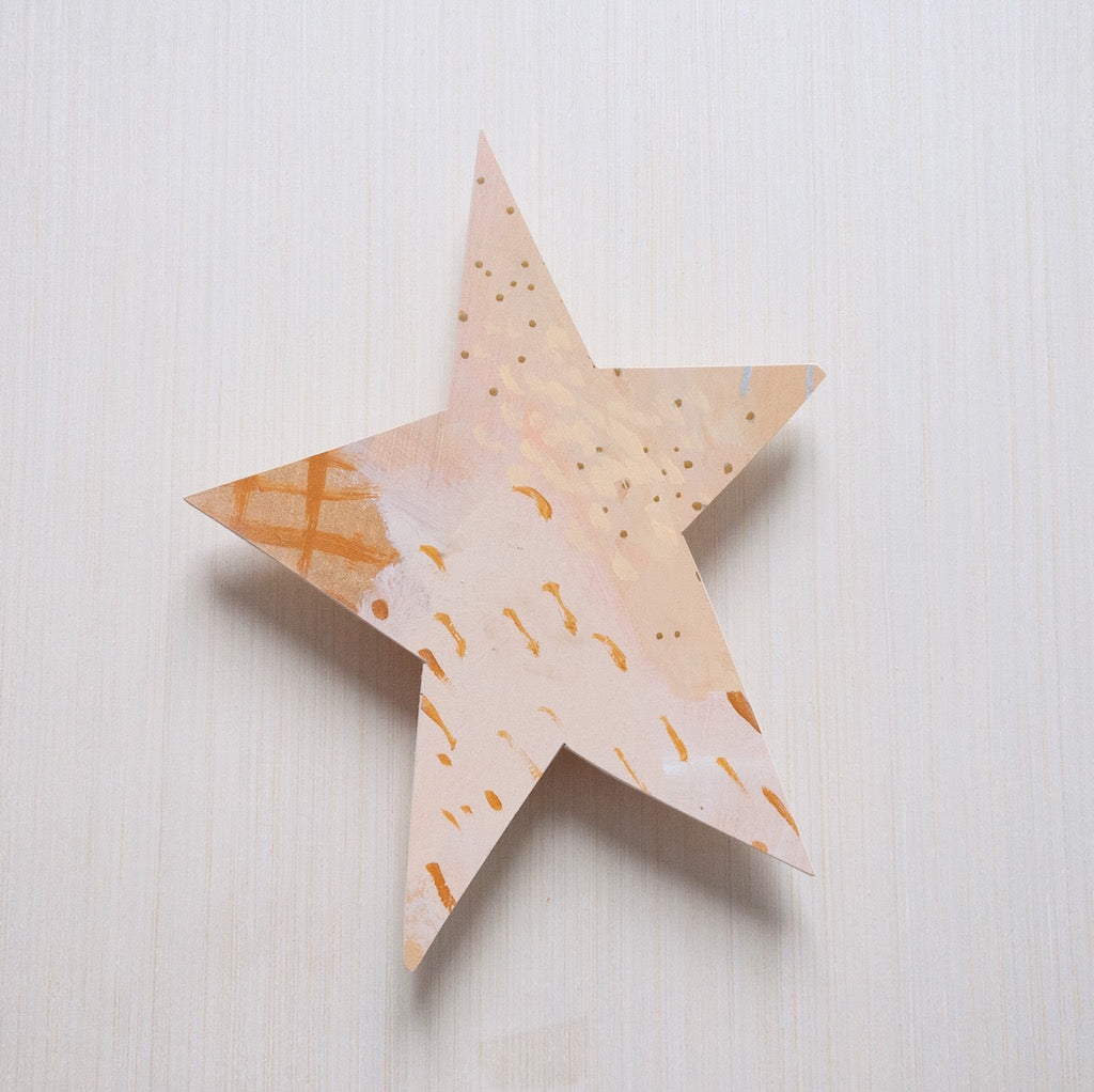 Gold Star Topper 2