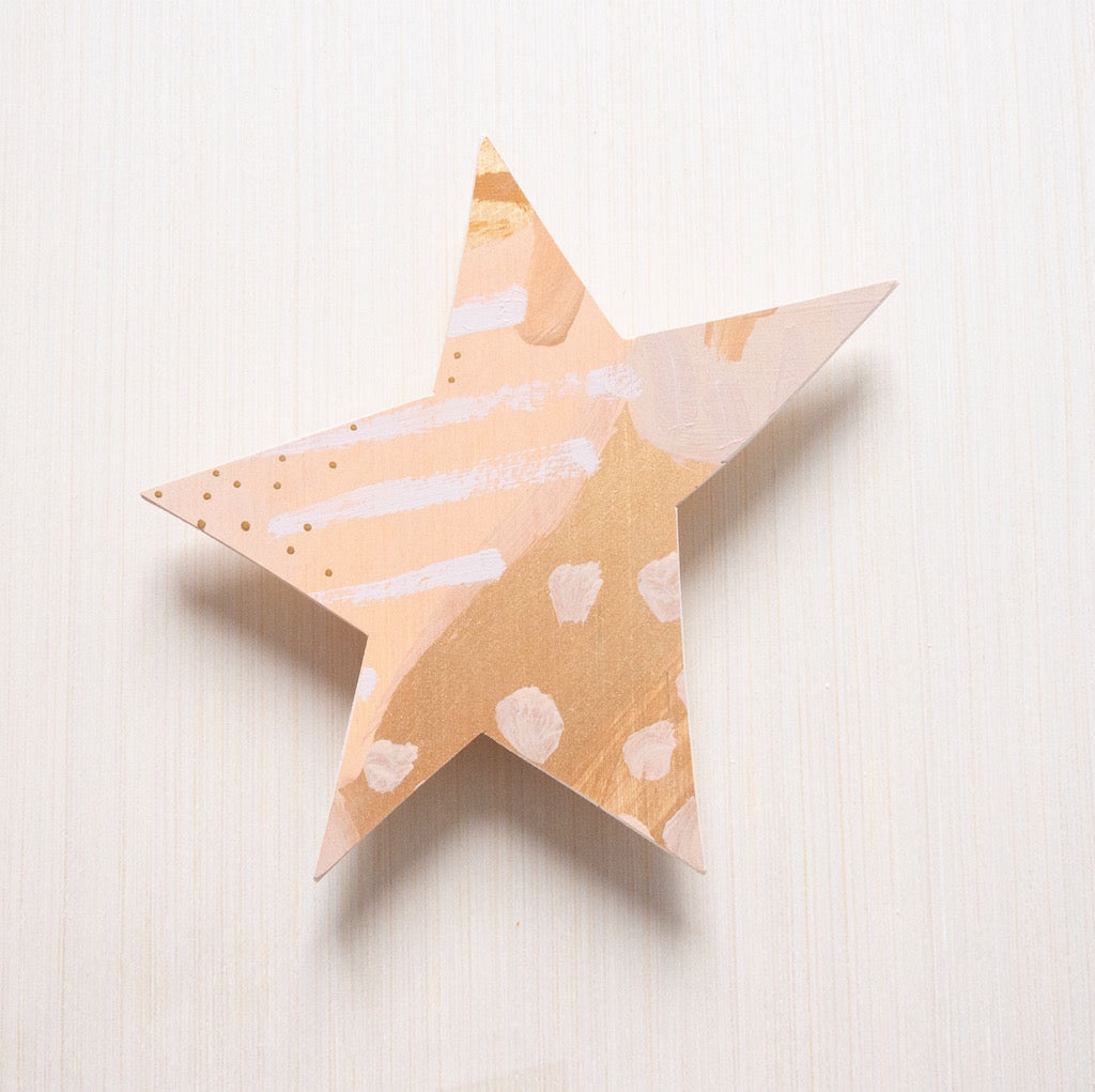 Gold Star Topper 5