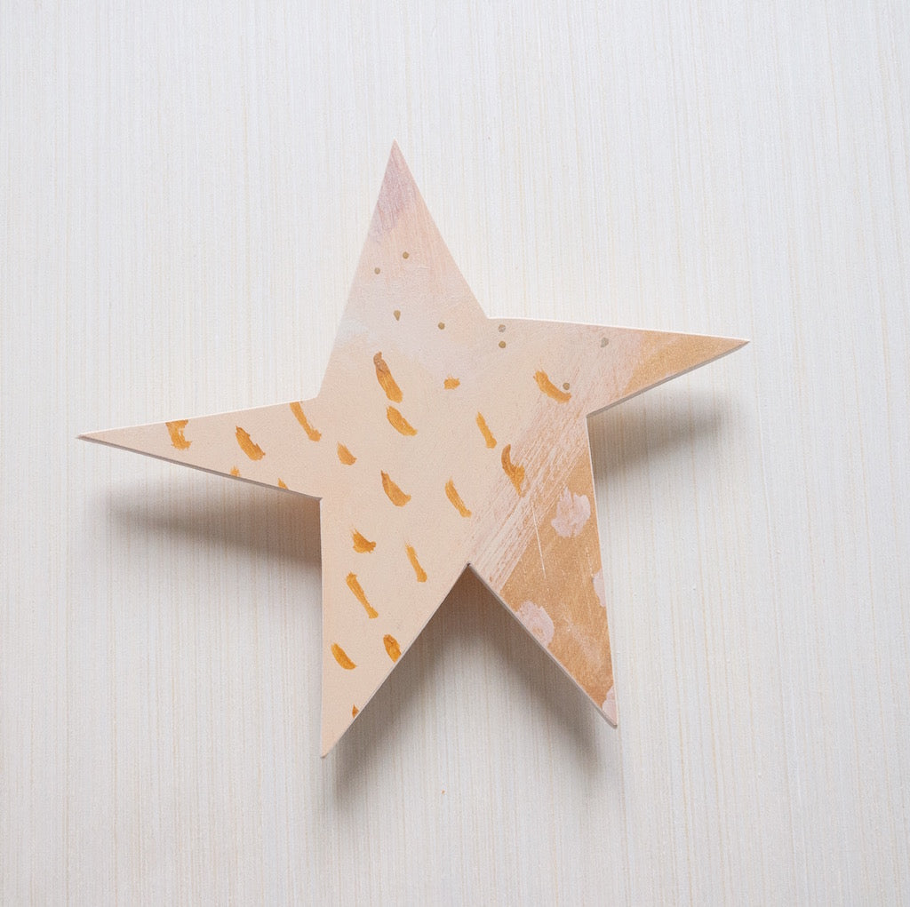 Gold Star Topper 7