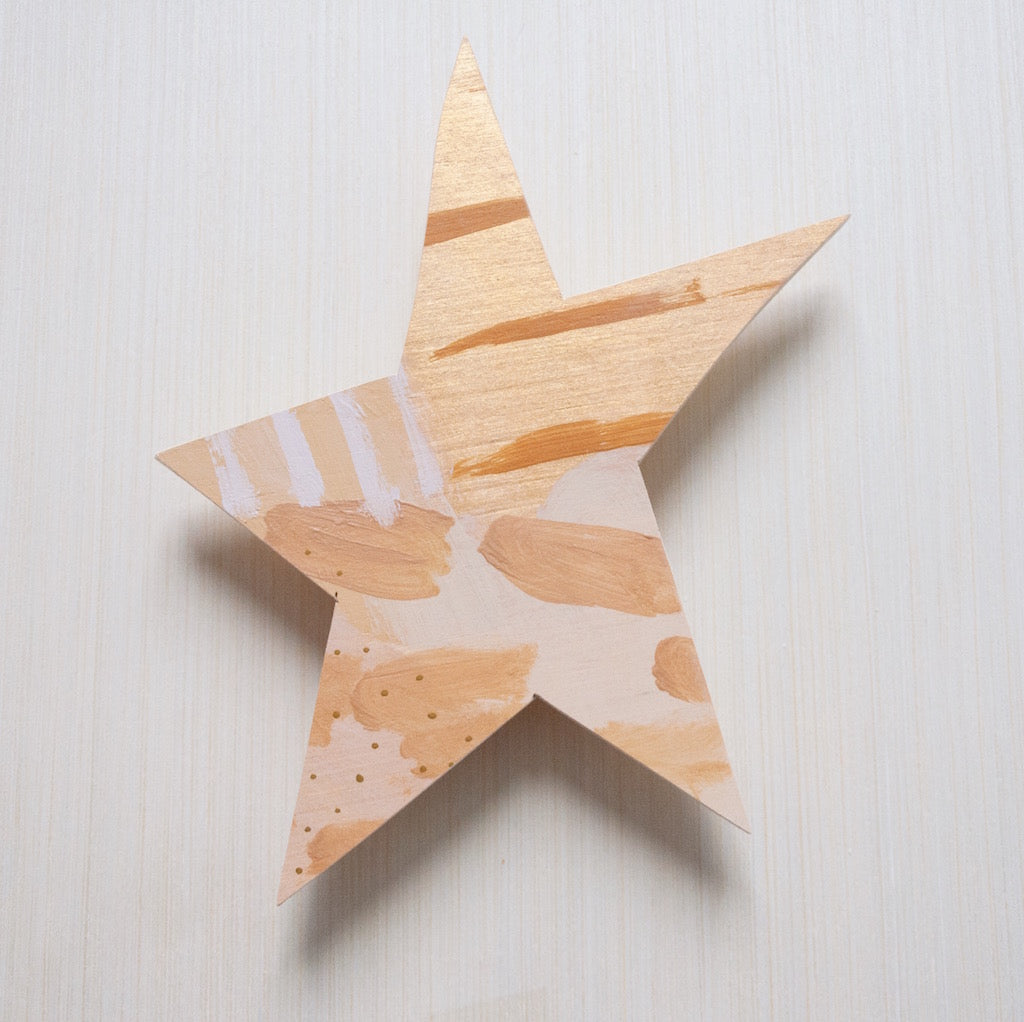 Gold Star Topper 8