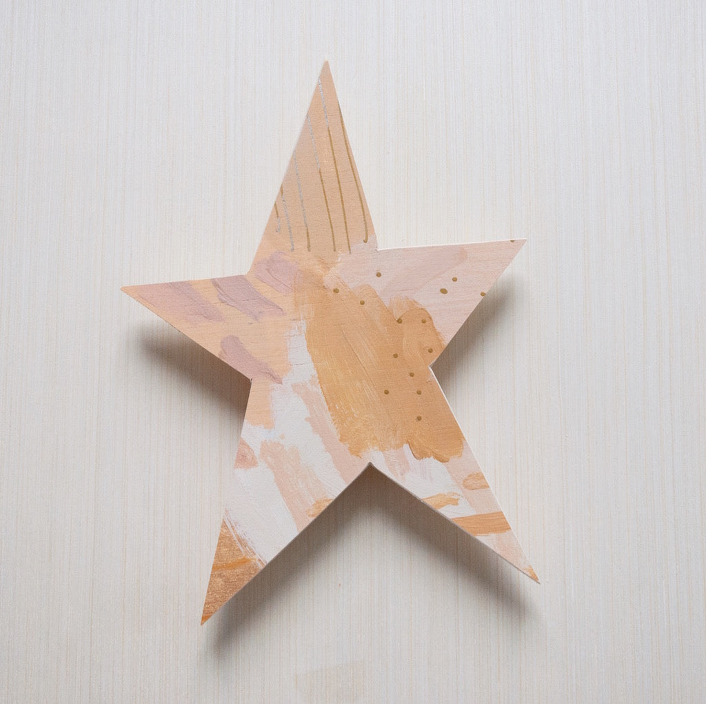 Gold Star Topper 10