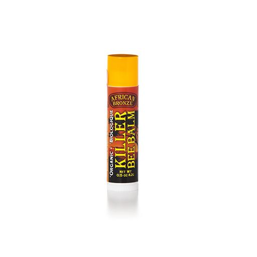 Killer Bee Lip Balm, African Bronze Honey, Organic