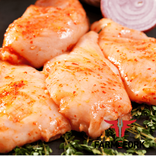Honey Dijion Chicken Breasts, Free From