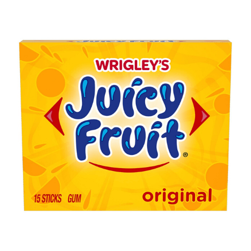 Gum, Juicy Fruit, Original
