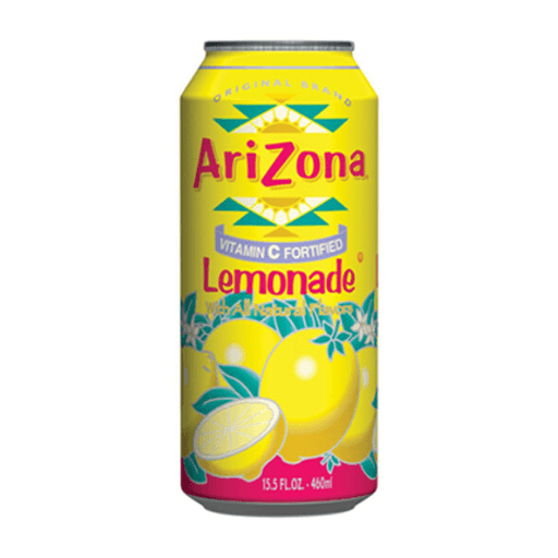 Arizona, Lemonade, Can