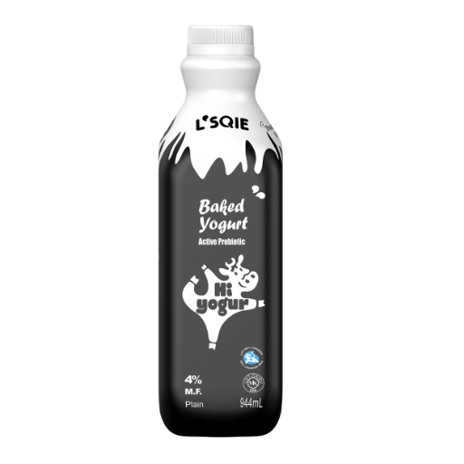 Baked Yogurt Beverage, L'SQIE