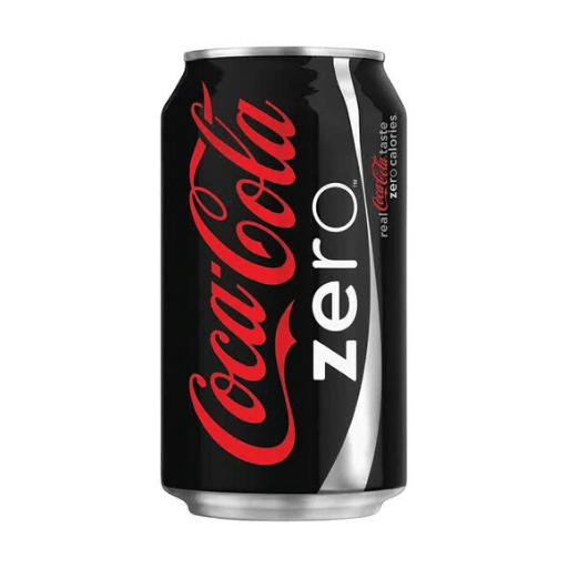 Coca-Cola Zero, Can, 355ml