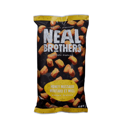 Neal Brothers, Honey Mustard Nibblers Pretzels