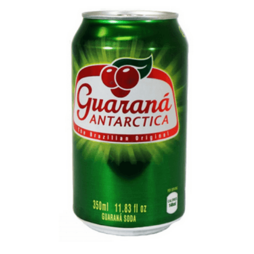 Guarana Antarctica, Brazilian Original Soda