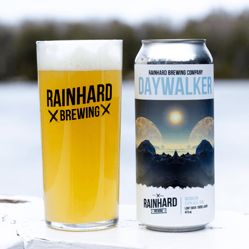 Daywalker, Session IPA, Tall Can, Rainhard Brewing