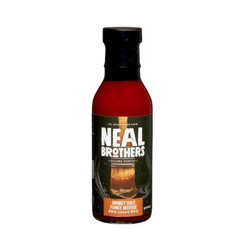 BBQ Sauce, Smoky Bold, All Natural, Neal Brothers