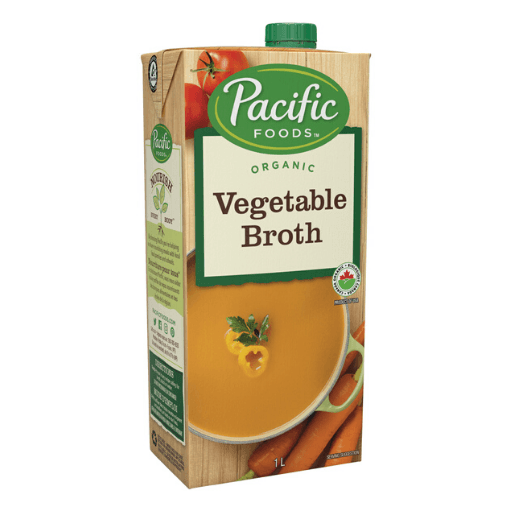 Organic Broth, Vegetable, Pacific Natural Foods