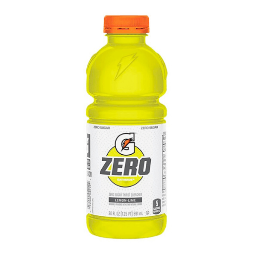 Gatorade Zero Lemon Lime