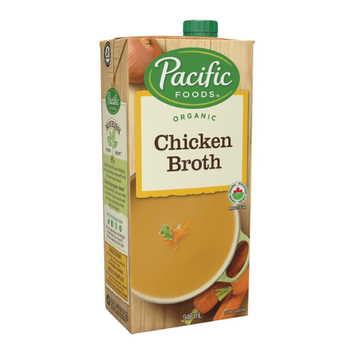 Organic Broth, Free Range Chicken, Pacific Natural Foods