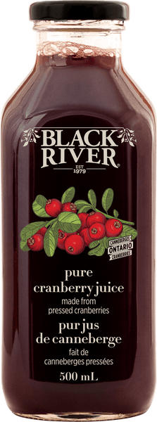 Juice, pure cranberry 500ml