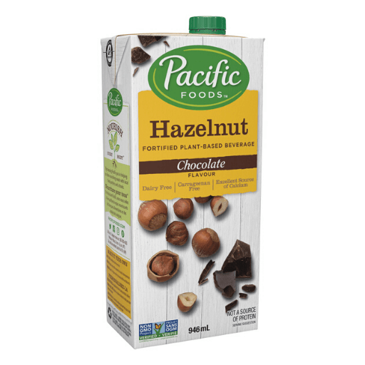 Hazelnut Chocolate Milk, All Natural, Non-Dairy, Pacific Natural Foods