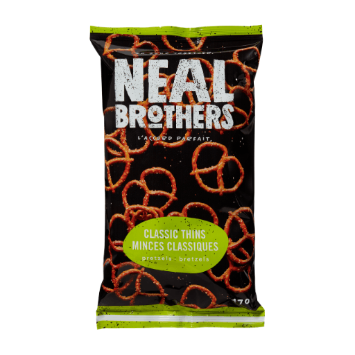 Neal Brothers, Pretzels, Thin Twists