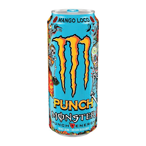 Monster Punch Mango Loco, Can