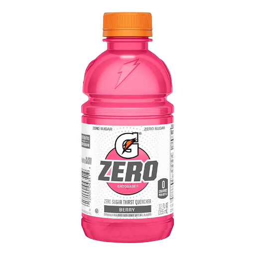 Gatorade Zero Berry